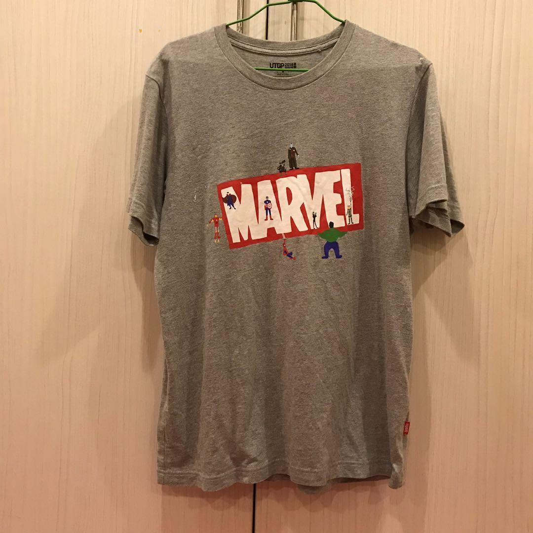 Unique 漫威T恤(買3送1)