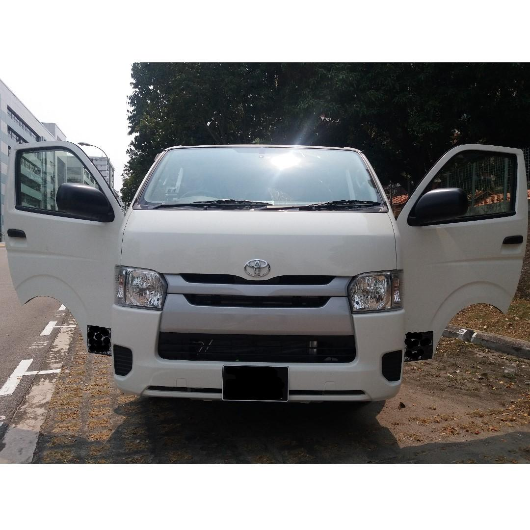 Van & Lorry for Lease (BEST DEAL , BEST CHOICE)