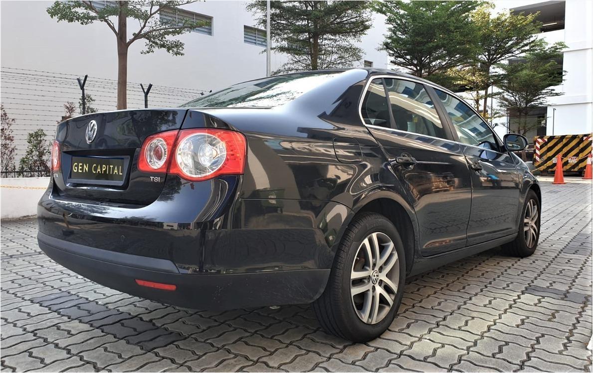 Volkswagen Jetta - Cheapest rental in town, full support!