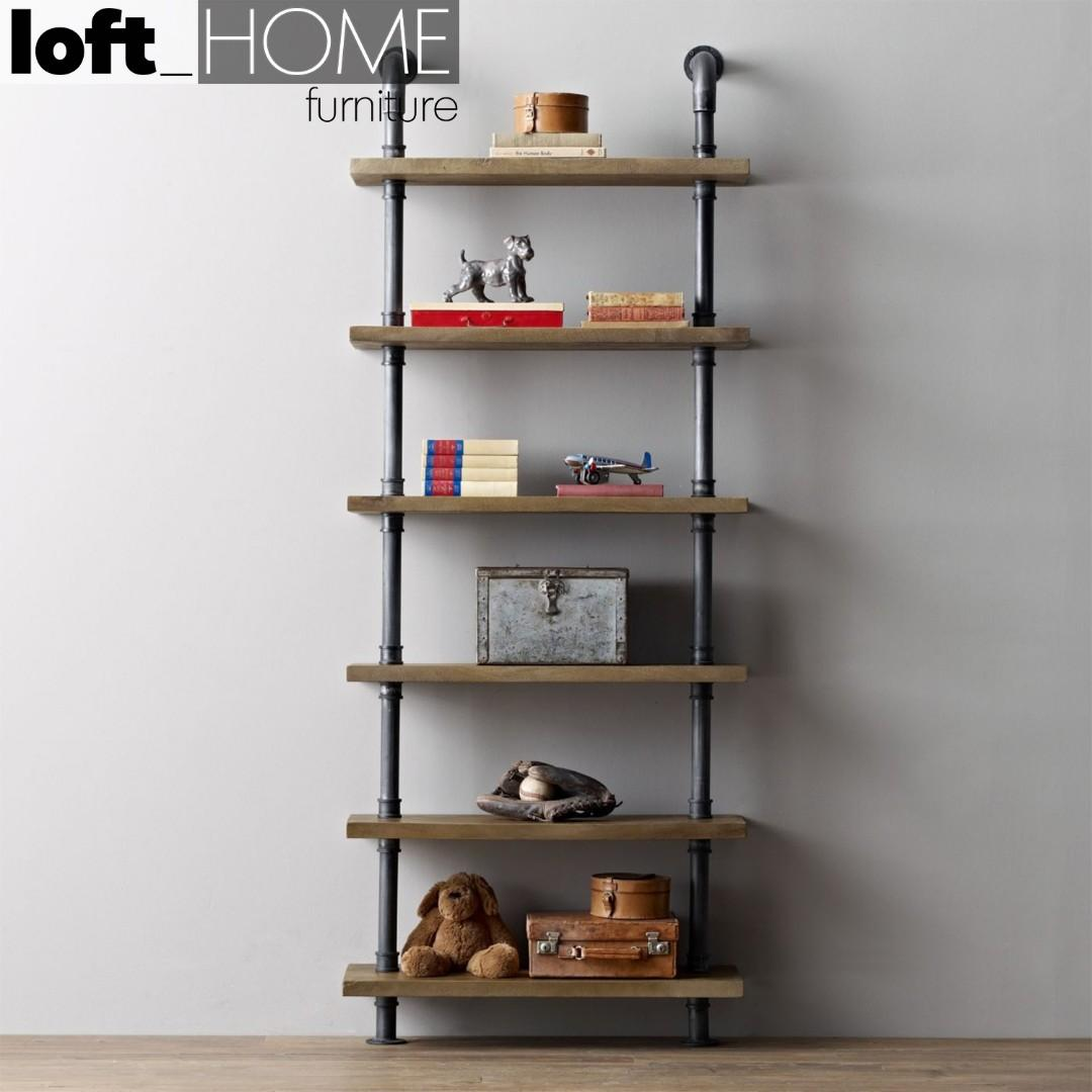 Wall Shelf – Pipe