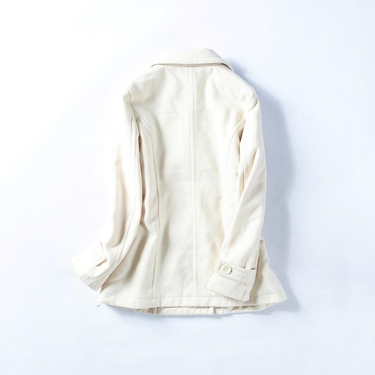 Women Long Winter Coat Jacket Office Use Korea Fashion Blazer Wear