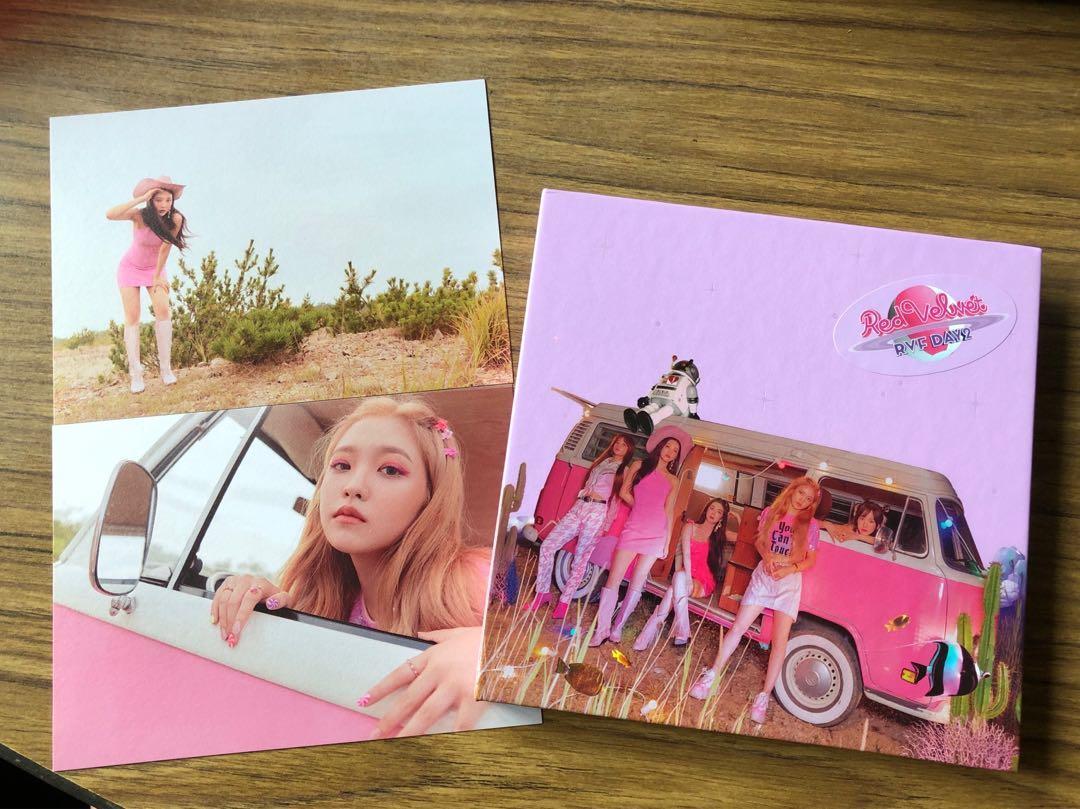 [WTS] Red Velvet The ReVe Festival DAY2 Guidebook Ver.