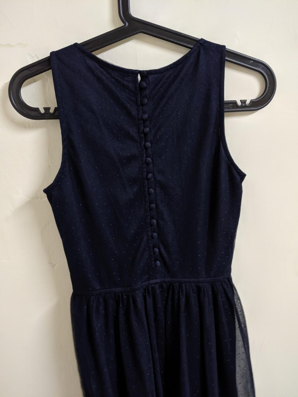Zara復古小洋裝