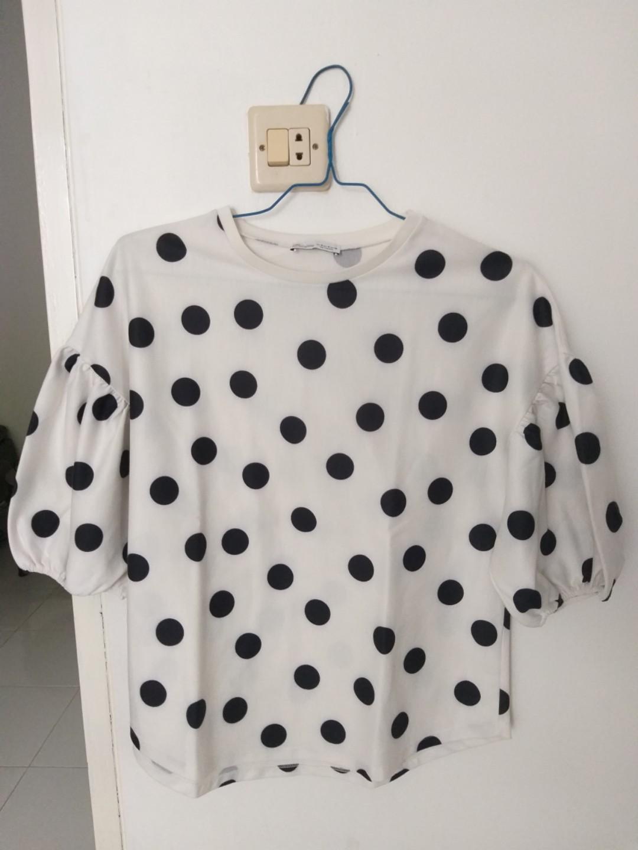Zara women basic collection