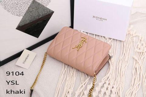 YSL Sling Bag Khaki Color