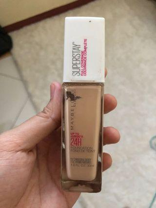 Maybelline Superstay Foundation