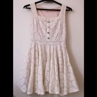 Liz Lisa lace dress