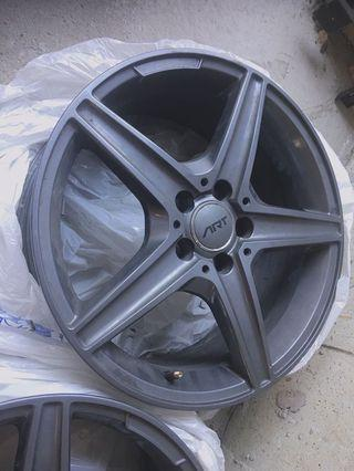 Mercedes 18' Winter  Rims -ART