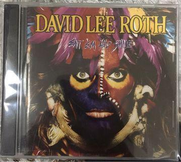 DAVID LEE ROTH - EAT 'EM AND SMILE / CD