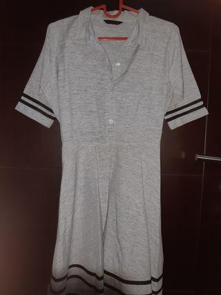 Dress sailor abu korean style