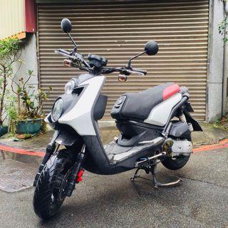 【寄賣】2013年山葉BWSX液晶版125CC噴射版(白)