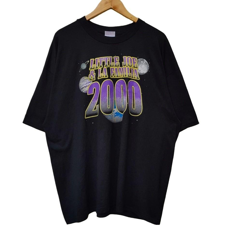 00's Little Joe & La Familia Band Tee