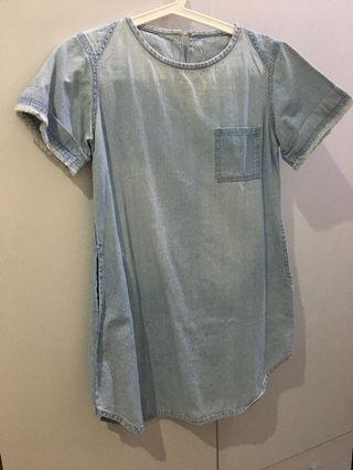 Dress Denim - Terusan Jeans