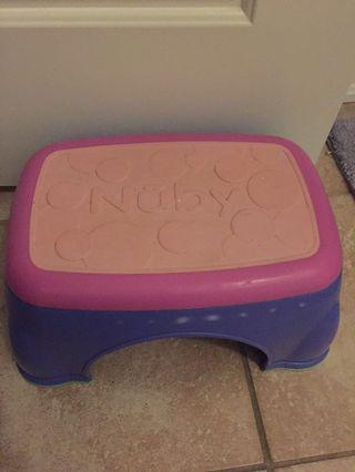 Nuby kids stool