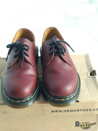 Dr Martens 1461 59 Cherry Red