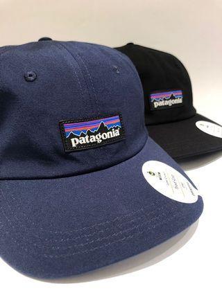 Patagonia P-6 Label Trad Cap 老帽/帽子 #海軍藍