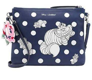 Cath Kidston x Disney Alice in Wonderland crossbody bag