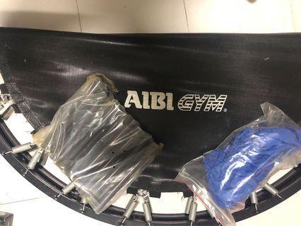 Genuine Trampoline (AIBI) , Weights, Skipping rope etc