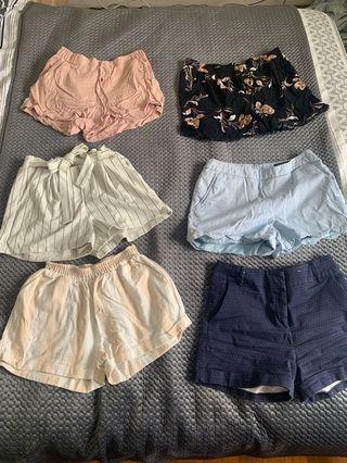 Shorts $5