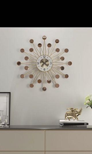 70cm Huge Wall Clock- Extremely beautiful