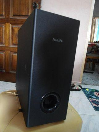 PHILIPS SW-3366 Passive Subwoofer
