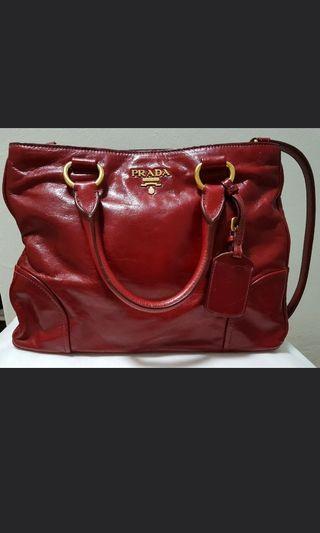 Authenic Prada Bag