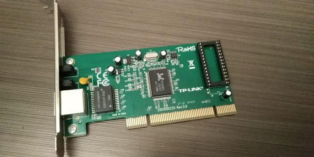 Gigabit network card
