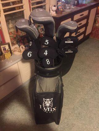 高爾夫球組