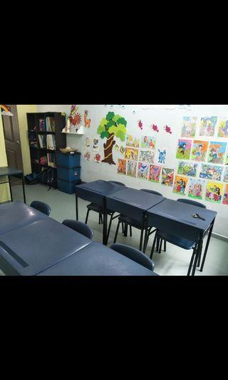 Cosy Classroom for Flexi Rental