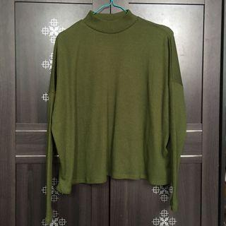 Sweater H&M Army