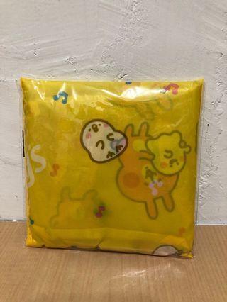卡娜赫拉的小動物摺疊購物袋