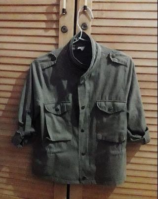 Army Jacket (jaket)