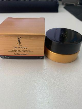 ysl or rouge mask in creme 7ml