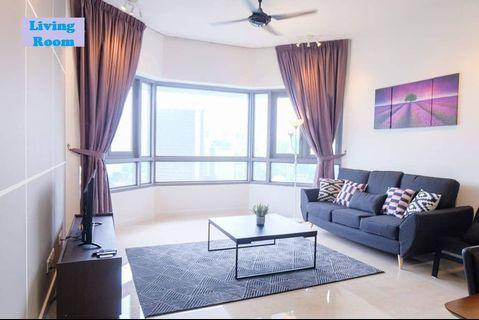 Sentral Residence 2 Bedroom for Sale and Rent