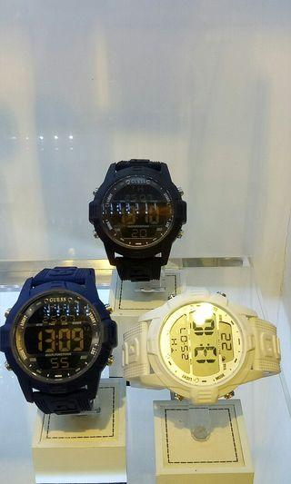 Guess new collection watch