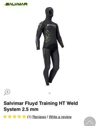 Salvimar Fluyd Training 2.5mm Freediving Wetsuit