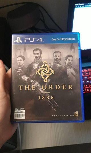 Bd Ps 4 The Order 1886 & Watchdogs 2