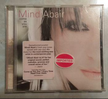 CD Mindi Abair album Come As You Are