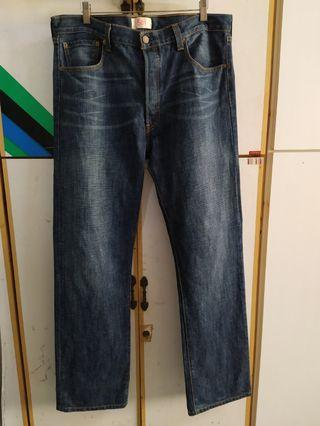 LEVI'S 501 AUTHENTIC