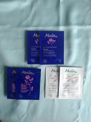 Melvita Skincare Samples
