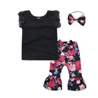 Kids Baby Girl Fashion Clothes