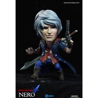 [Pre-order] Asmus Toys - QBitz QB006 - Devil May Cry 4 - Nero Limited Articulation Figure