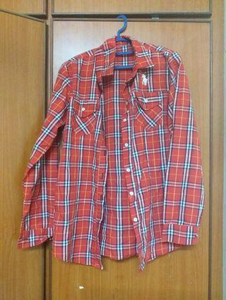 Flannel Shirt | Kemeja