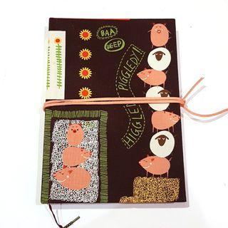 Buku Diary/ Blank Jurnal Khama Khama