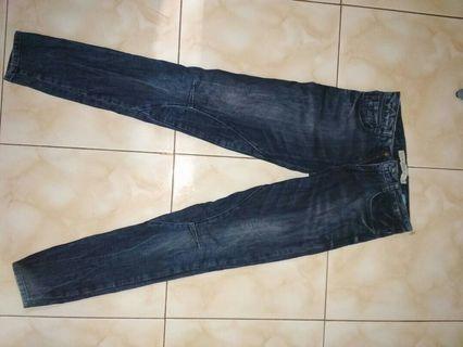 Zara Wash Skinny Jeans