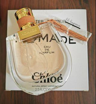 AUTHENTIC TESTER Chloe Nomade 75ml