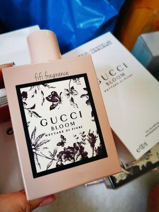 AUTHENTIC TESTER Gucci Bloom Nettare di Flori 100ml