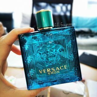 AUTHENTIC TESTER Versace Eros 100ml (with box)