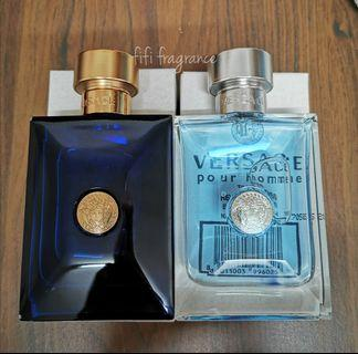 AUTHENTIC TESTER Versace Dylan Blue
