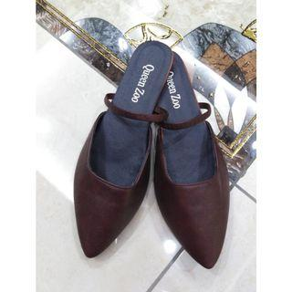 Flat Shoes 2 in 1